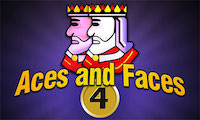 4 line Aces and Faces