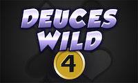 4 line Deuces Wild